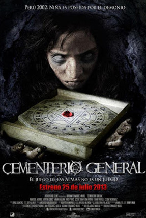 Peru's First Full-Length Horror Film Premieres inCinemas
