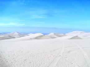 Winter Escapes: Sunshine and Sandboarding inHuacachina